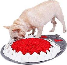 Briday - Dog Snuffle Mat Dog Sniffing Mat, Feeding