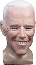 Briday - Joe Biden Mask, Halloween Party Latex