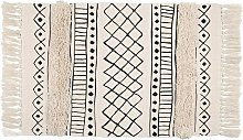 Briday - Kitchen Area Rug Area Rug with Cotton