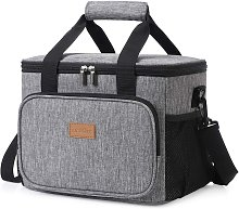 Briday - Large Lunch Bag 24-Can (15L) Insulated