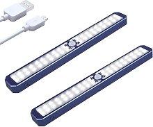 Briday - LED Under Cabinet Lighting Bar, Motion