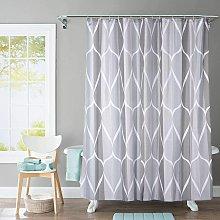 Briday - Mildew Proof Fabric Shower Curtain