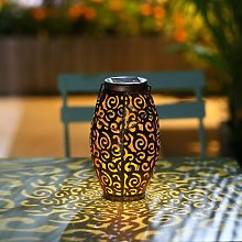 Briday - Outdoor Solar Lantern, Solar Hanging
