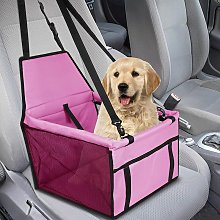 Briday - Pet Booster Seat for Small Dogs,