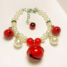 Briday - Pet Dog Necklace Collar Teddy Cat Small