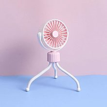 Briday - Portable Stroller Fan Clip On for Baby,