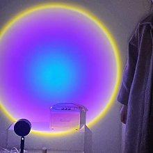 Briday - Rainbow Projection Lamp, LED Projector,
