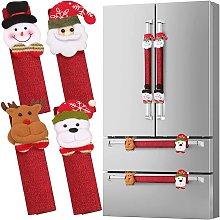 Briday - Refrigerator Door Handle Covers Set of 8,