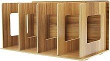 Briday - Removable wooden desk organiser, magazine