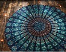 Briday - Round Tapestry - Hippie Boho Home Decor