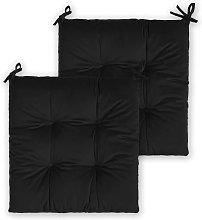 Briday - Set Garden Chair Cushions, Seat Cushions