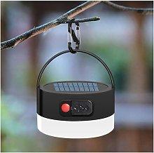 Briday - Small Portable/Hanging Solar LED Camping