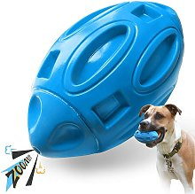 Briday - Squeaky Dog Toys for Aggressive Chewers: