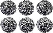 Briday - Stainless Steel Sponges Scrubber Sponges