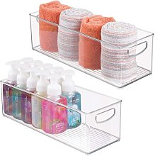 Briday - Storage Bin with Built-in Handle for