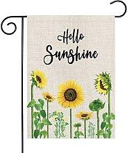 Briday - Summer Hello Sunshine Sunflower Garden