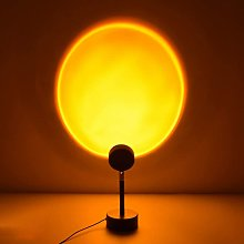 Briday - Sunset Projection Lamp, LED Projector,