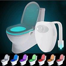 Briday - Toilet lamp LED night light Motion