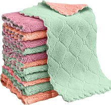 Briday - Vimi Microfiber Cleaning Cloth, 12-Pack