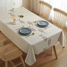 Briday - Waterproof Tablecloths, Coffee Table Mat,