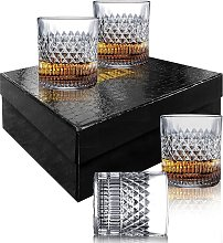 Briday - Whiskey Glasses Old Fashioned Whiskey