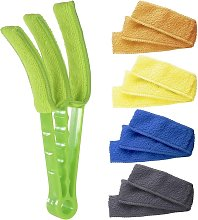 Briday - Window Blind Duster Brush with 5
