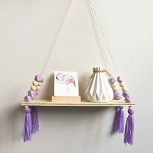 Briday - Wooden Storage Shelf, Stylish and Trendy