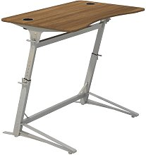 Bridgeland Height Adjustable Standing Desk Ebern