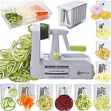 Brieftons 10-Blade Spiralizer: