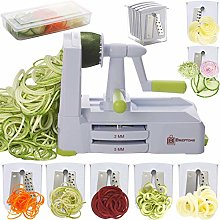 Brieftons 7-Blade Spiralizer: