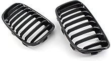 Bright Black Front Kidney Grill Grille ,for BMW