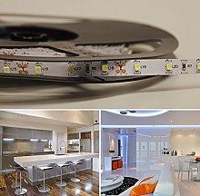 Bright Lightz® 12v LED Strip Lights, Cool White