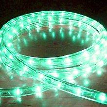Bright Lightz© LED Rope Lights, Green, 2 Metre -
