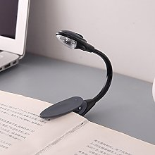 Bright Recharge Clip On Rechargeable Book Light
