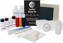 BRIGHT RED Leather Sofa & Chair Repair Kit for