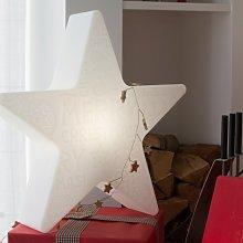 Bright Star Merry Christmas 60 cm 32493W 8 Seasons