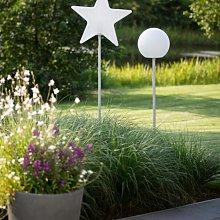 Bright Star Merry Christmas 60 on Stem L 142 cm