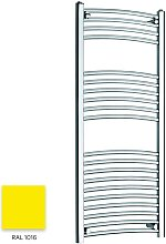 Bright Yellow 1200mm x 400mm Curved 22mm Towel
