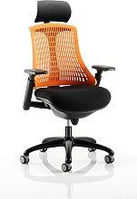 Brighton High-Back Desk Chair Symple Stuff Back