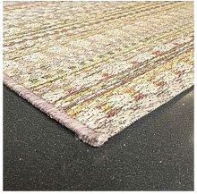 Brighton Red/Beige 80x150cm Large Rug Carpet Rugs