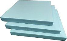 Brillars® High Density Blue Firm Upholstery Foam