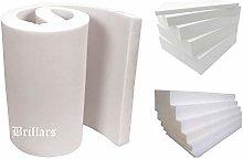 Brillars Upholstery Foam - High Density Foam Cut