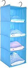 BrilliantJo Hanging Wardrobe Storage, Advanced