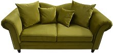Brimmer Loveseat Three Posts Upholstery colour: