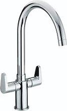 Bristan Quest Easyfit Mono Sink Mixer Chrome - QST