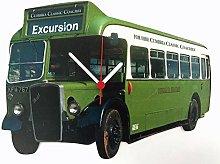 Bristol Bus Clock - Bristol L Bus Clock - WT9