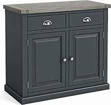 Bristol Grey Small Sideboard Storage Cabinet with