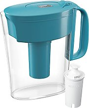 Brita Small 5 Cup Water Filter Pitcher with 1