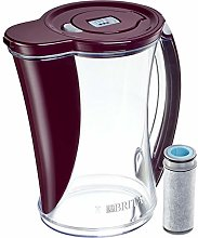 Brita Stream Filter as You Pour Water Pitcher,