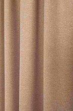 Britain Curtain 140 x 260 cm Beige